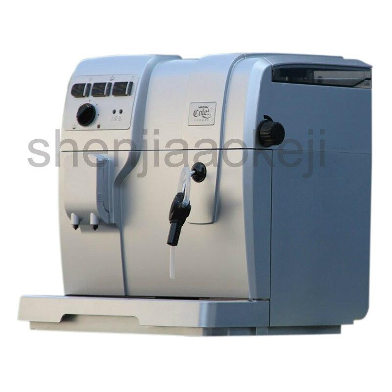 CLT Q004 coffee machine household automatic Italian commercial milk foam high pressure grinder integrated automatic coffee maker|automatic coffee maker|coffee maker|coffee machine - title=