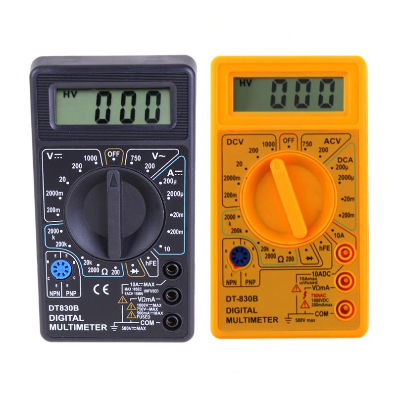 DT-830B Digital Multimeter Electronic Tester 0.5