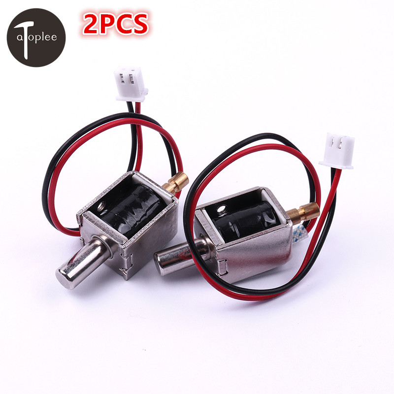 2PCS DC12V 0.43A Electronic Lock Mini Lock Electromagnetic Lock For Locking Sell-Machine Storage Shelf File Cabinet 24mm silicone rubber watch band for sony smartwatch 2 sw2 replacement watchband strap bracelet with stainless steel clasp buckle