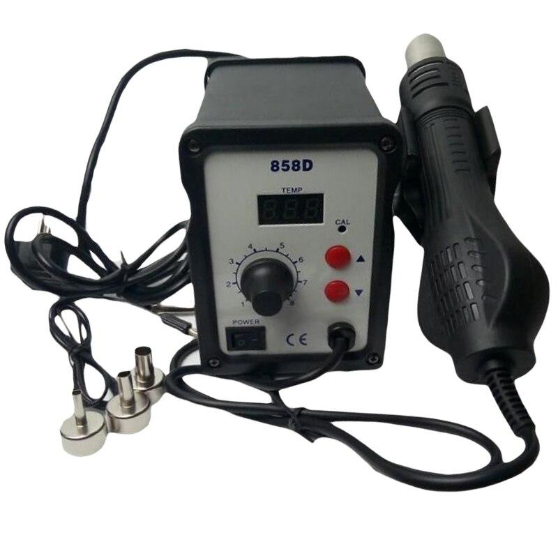 Thgs фена распайки паяльная станция SMD 3 насадки для YIHUA 858D