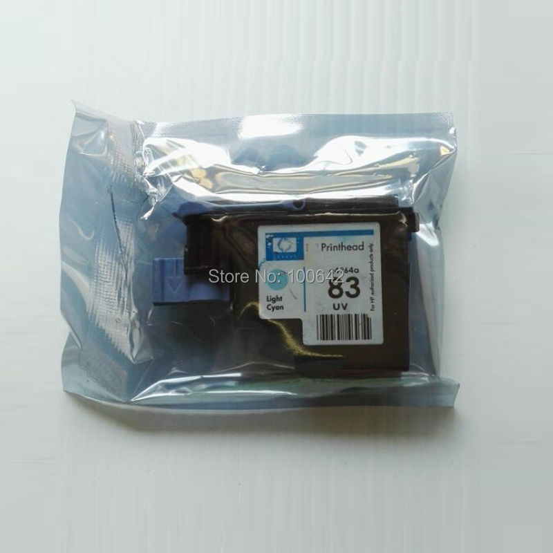 1 piece LC C4964A for HP83 HP 83 printhead for hp Designjet 5000 5000ps 5500 5500ps printer head for HP83