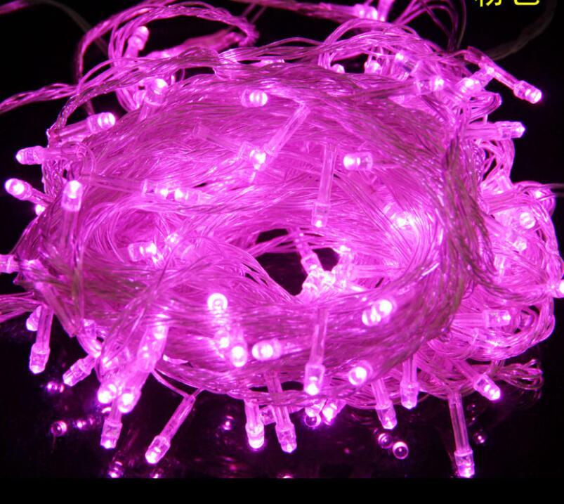 უფასო გადაზიდვა 20M 200 LEDs 110V 220V - დღესასწაულები და წვეულება - ფოტო 3