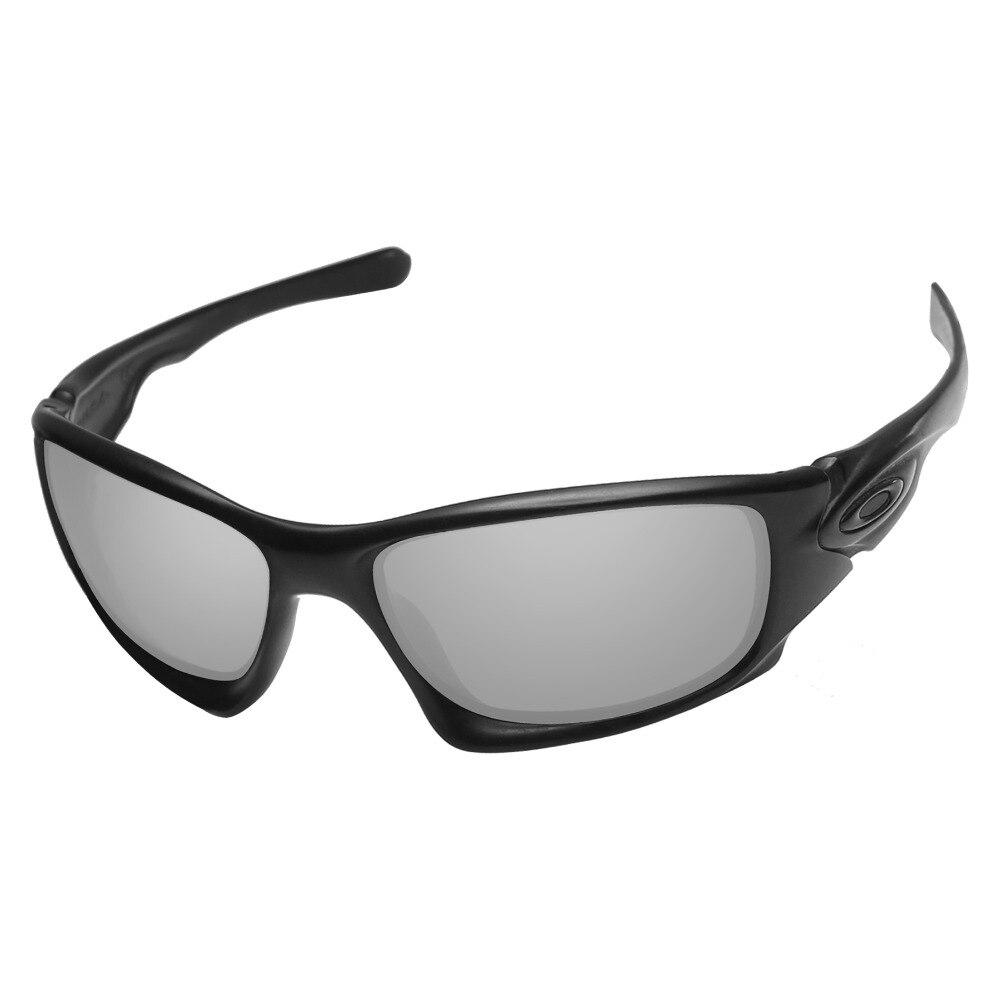 dc95838ef763b Cromo espejo de plata polarizadas lentes para 10 X gafas de sol marco 100%  UVA y UVB protección en Accesorios de Accesorios de ropa en AliExpress.com  ...