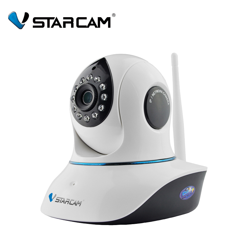 VStarcam C38S FULL HD 1080P 2.0MP Wifi IP Camera P2P Wireless PTZ Security Camera 2-way Audio Surveillance Camera ONVIF IR Cut книги издательство аст новый самоучитель испанского языка
