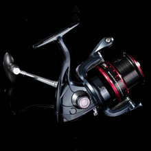Far attack 7 + 1BB CNC metal Line a shallow cup Fishing vessel YG 1000-6000 Type Lures Long shot spinning wheel Sea pole wheel