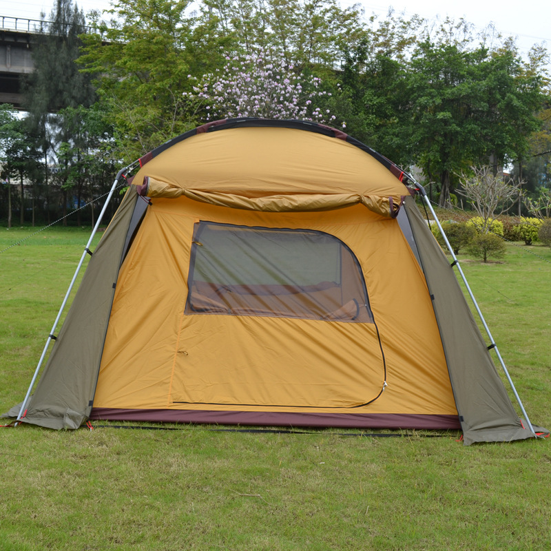 Kappa 1BEDROOM 6 people 8 people c&ing tent 10 12 bedroom people tent-in Tents from Sports u0026 Entertainment on Aliexpress.com | Alibaba Group & Kappa 1BEDROOM 6 people 8 people camping tent 10 12 bedroom people ...