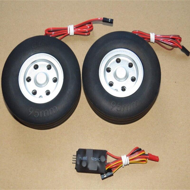 86mm 95mm JP Brake Wheel for RC Plane Jet Model