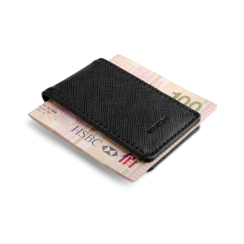 Image 3 - Friendship Gift Brand Genuine Leather Money Clip Purse Men Strong Magnetic High quality Black Clip for Money holderwallet diamondwallet case for iphone 3gsclip on shoe accessories -