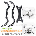 Newest Landing Gear Part Heighten + Gimbal protection board For DJI Phantom 4 Quadcopter