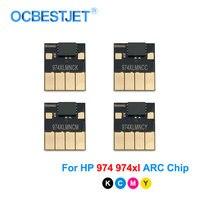 974XL ARC Chip Für HP 974 974XL Chip Für HP PageWide Pro 352dw 377dw 452dn 452dw 477dn 477dw 552dw Für HP 974XL Permanent Chip