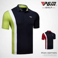 2018 Golf Men's Short Sleeve T Shirt Summer Sportswear Tshirt for Men Sport tshirt Polo Shirt Golf Clothing 95% Polyester