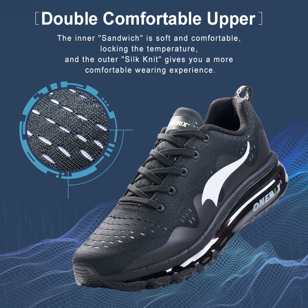 Office & School Supplies Onke Breathable Running Shoes For Man Lightweight Sports Sneakers Comfortable Athletic Trainers Black Male Walking Zapatillas To Assure Years Of Trouble-Free Service Pens, Pencils & Writing Supplies