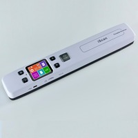 High Speed Portable Scanner A4 Size Document Scanner 1050DPI JPG PDF Support 32G TF Card Mini