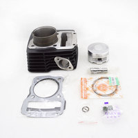 High Quality Motorcycle Cylinder Kit For TYAN TY150 TY 150 Haojiang HJ150-2B HJ150-5B HJ150-8B HJ150-11 Engine Spare Parts