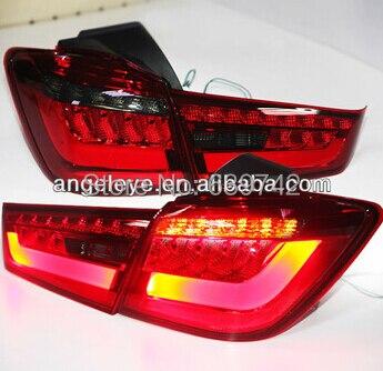 OUTLANDER SPORT ASX светодиодный задний фонарь красный черный цвет 2012 2014 год YZV1
