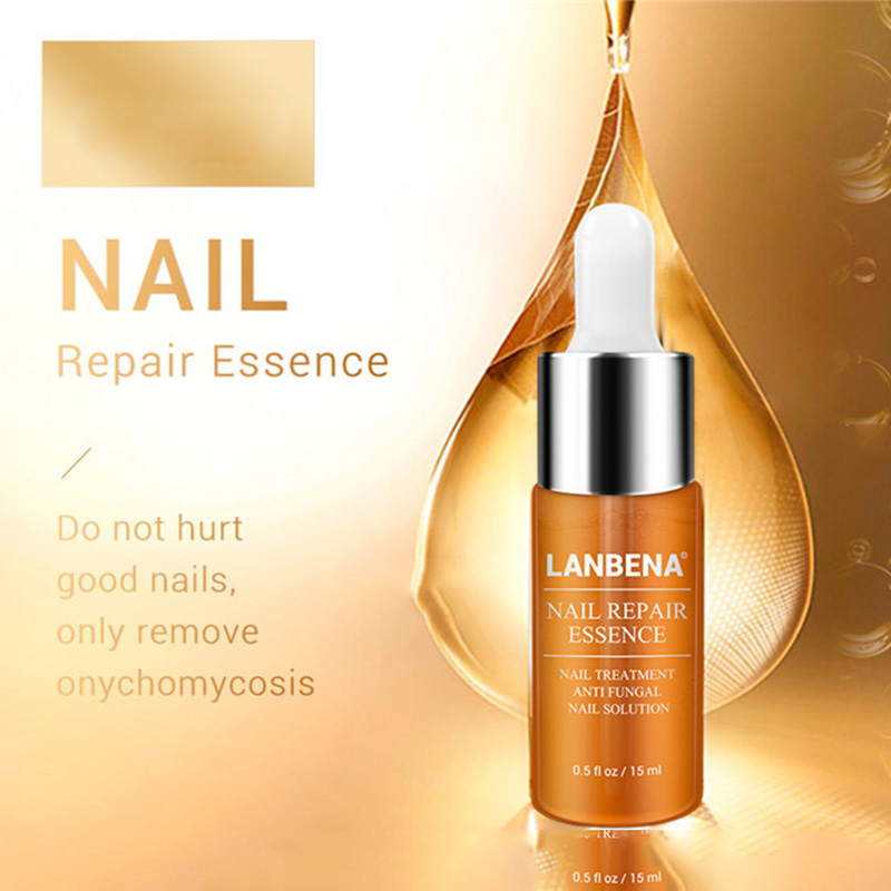 15ml Liquid Nail Treatment Essence Nail and Foot Whitening Toe Nail Fungus Removal Feet Care Nail Gel For Onychomycosis