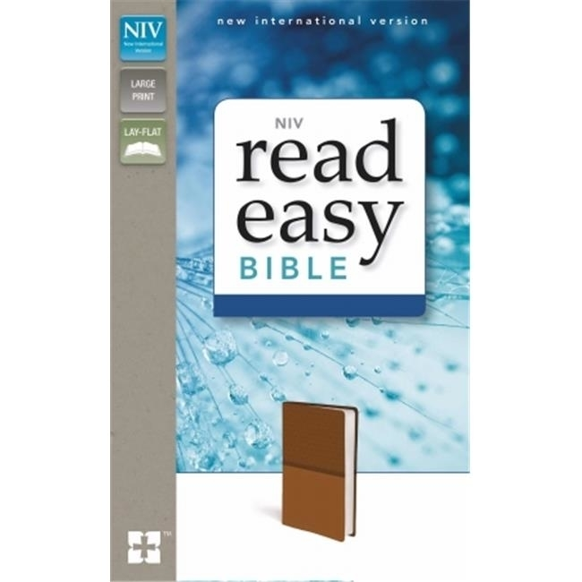 Zondervan 72921 NIV - ReadEasy Bible-Tan DuoTone robohelp® 2000 bible