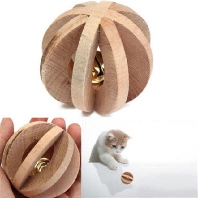 jouet chat balle furet