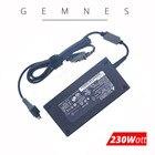 Original Detal 230W AC Power Adapter for MSI GT72 GT72VR ASUS ROG G751 G751JY Laptop Charger ADP-230EB T 19.5V 11.8A
