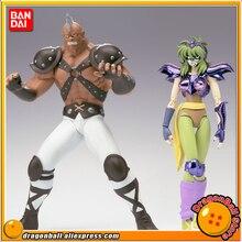 "Anime ""Saint Seiya"" originale BANDAI Tamashii nazioni Saint Cloth tale Action Figure ophi960us Shaina & Cassius"