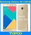 "Samsung Galaxy A9 2016 Duos Оригинальный Разблокирована Android Мобильный Телефон 4 Г LTE A9000 Octa Ядро 6.0 ""13MP RAM 3 ГБ ROM 32 ГБ"