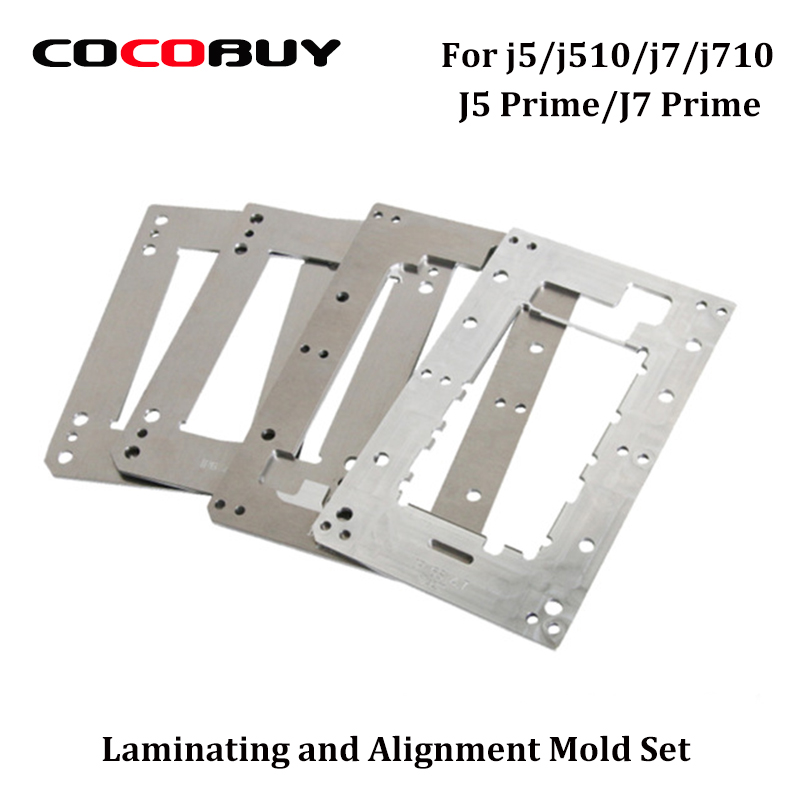 Novecel Laminating and Alignment Mold Set for Samsung J500 J5 2016 J700 J7 2016 J5 Prime J7 Prime with LCD Laminating Machine acceleration of bioinformatics sequence alignment