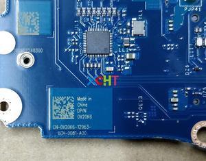 Image 4 - لديل خط العرض 7480 V20K6 0V20K6 CN 0V20K6 CAZ20 LA E131P i5 7300U محمول اللوحة اللوحة اختبار