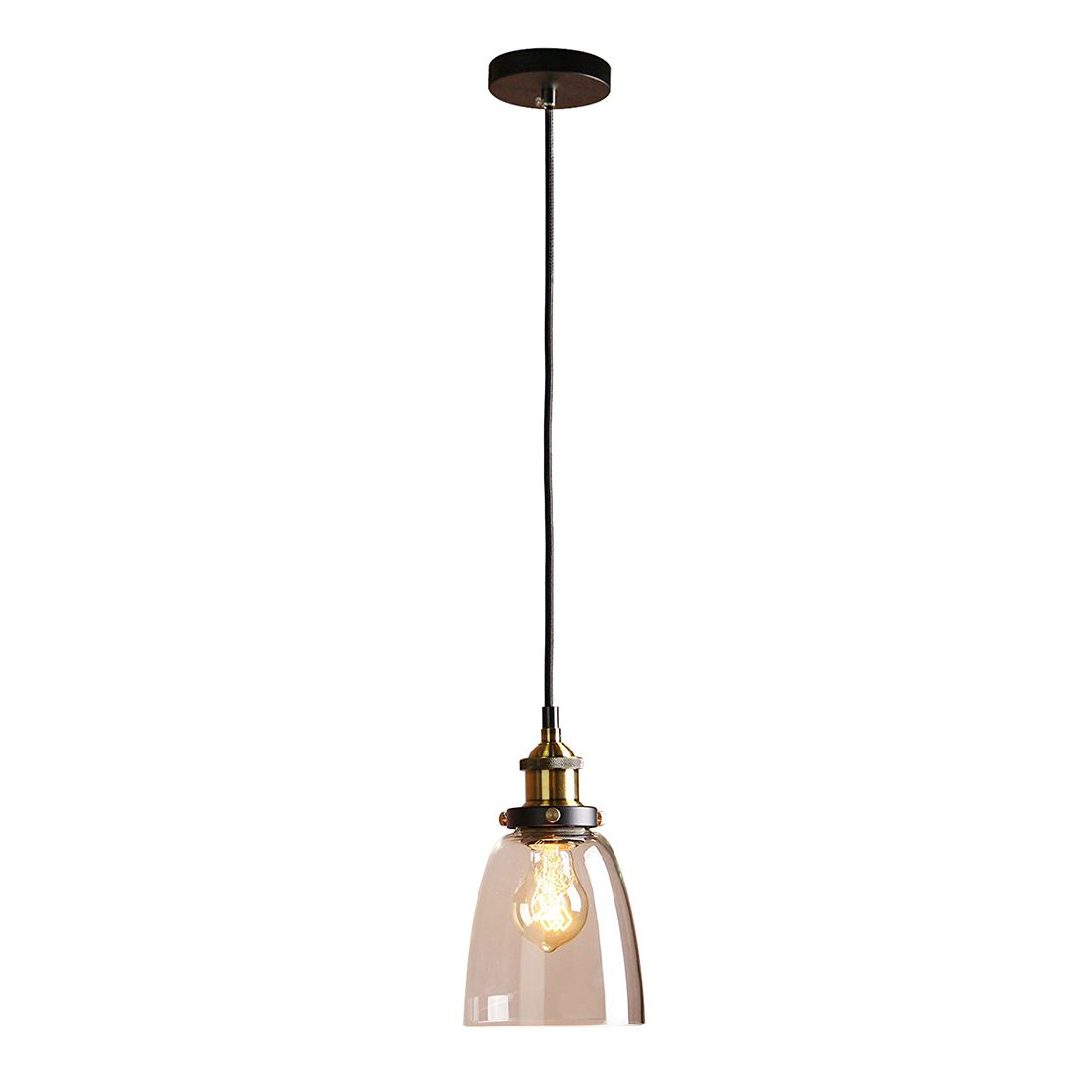 Stylish Different Modern Vintage Industrial Edison Glass Shade Loft Coffee Bar Kitchen Hanging Pendant Lamp Light  antique vintage loft industrial edison flower glass ceiling lamp droplight pendant hotel hallway store club cafe beside coffee shop