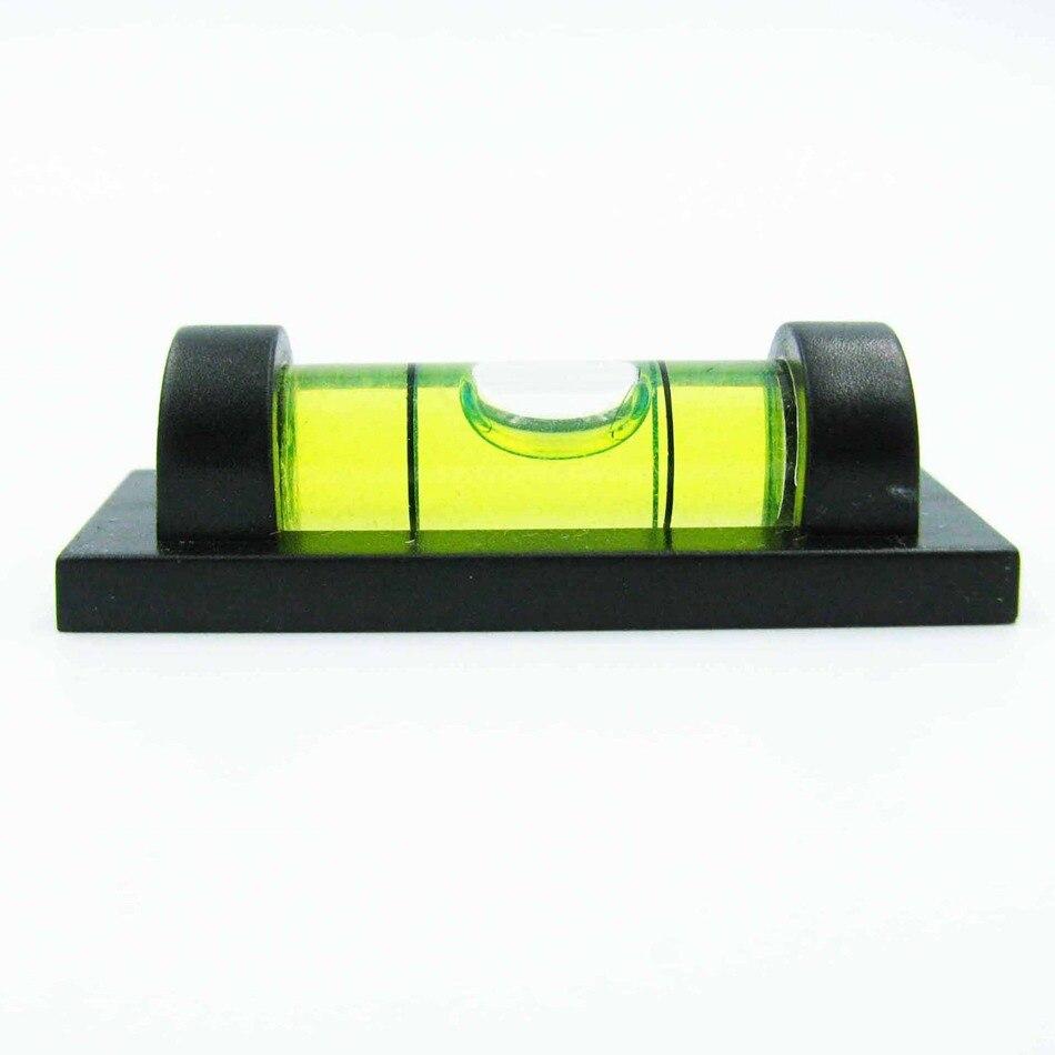 Füllstandmessgeräte 10 Teile/los Größe 48*19*13,5mm Wasserwaage Blase Mit Magnet Für Tv Rack Foto Rahmen Warenregal Rahmen Zubehör Um 50 Prozent Reduziert
