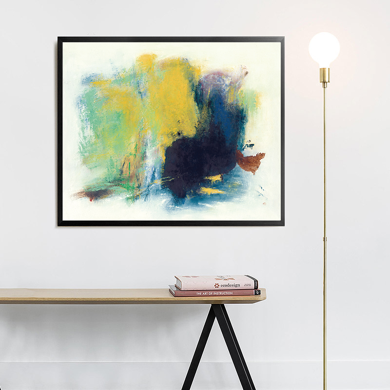 Aliexpress Com Buy Traditional Chinese Abstract Oil Paintings Living Room Home Decoration Classical Wall Art Canvas Post Modern Posters And Prints From