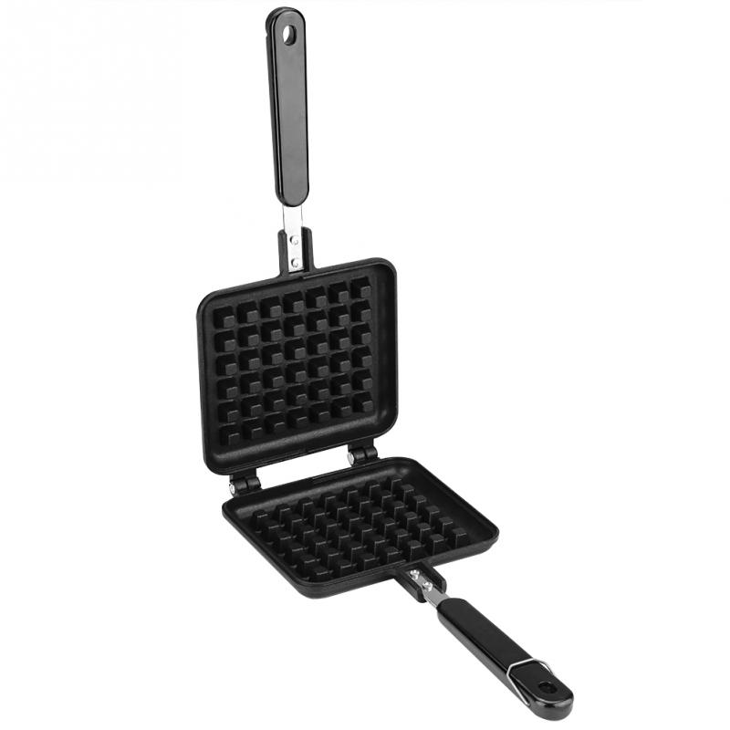 Portable Non Stick Waffle Maker Machine To Make Pan Cake And Breakfast For Home Kitchen 1