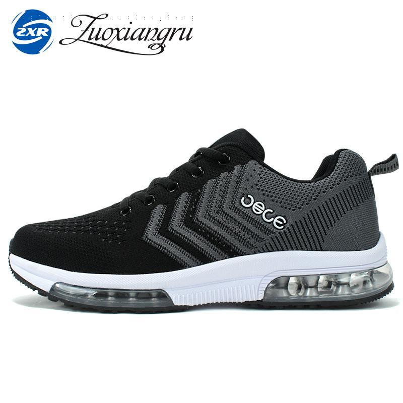 Zuoxiangru chaussures de Sport pour hommes Max Air musique rythme femmes baskets respirant maille extérieure athlétique chaussure homme léger