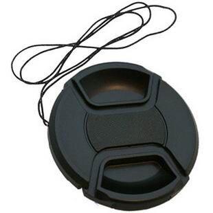49 52 55 58 62 67 72 77 82 86mm trung tâm Kẹp Màn Chụp mũ dành cho Canon /Ống Kính Nikon