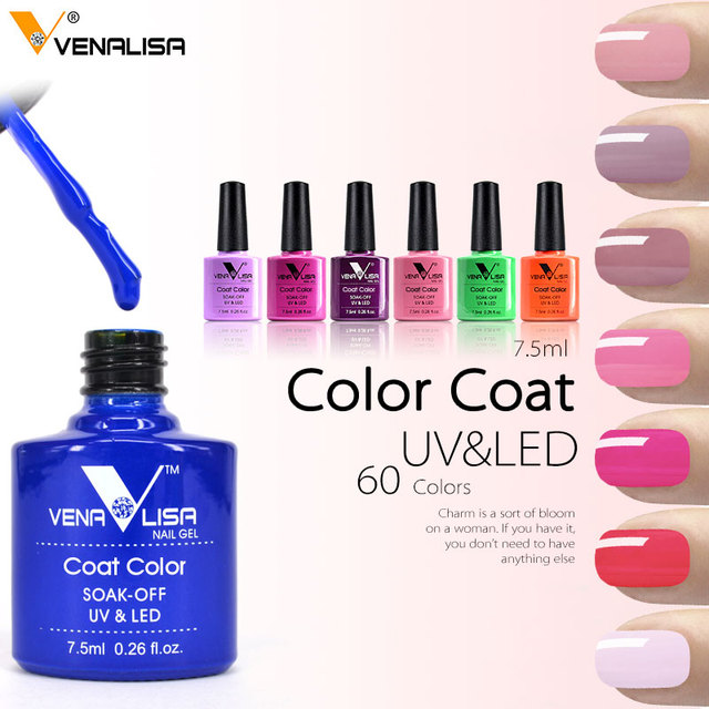 High Quality Canni Gel Varnish Lacquer Nail Art Diy 60 Colors