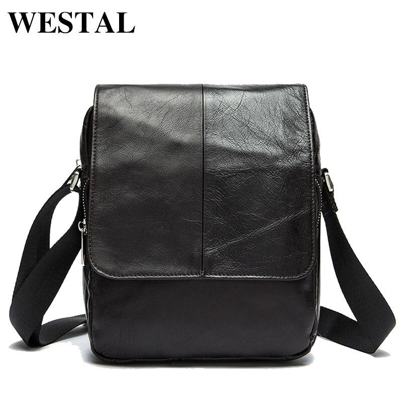 81a71394034c WESTAL сумочка сумка мужская натуральная кожа мужская сумка через плечо сумки  мужские портфель сумки на ремне дорожная сумка маленькая сумка мужские сумки  ...