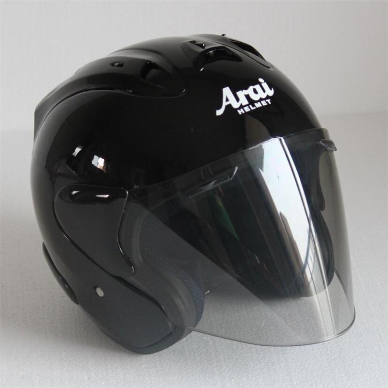 Top chaude ARAI 3/4 casque moto casque demi casque casque ouvert casque motocross TAILLE: S M L XL XXL, capaceteTop chaude ARAI 3/4 casque moto casque demi casque casque ouvert casque motocross TAILLE: S M L XL XXL, capacete