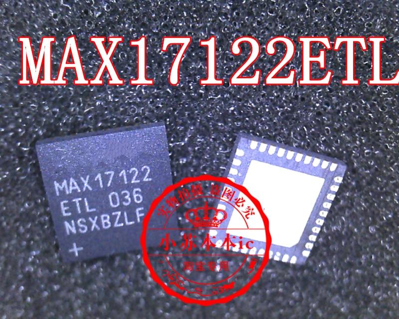 100% novo & original max17122etl max17122 melhor qualidade