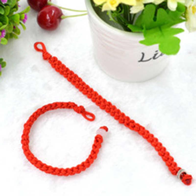 Богемский тканый браслет Karma Eye, винтажная красная нить на ручную веревку, Boho Hamsa Fatima Hand Evil Of Eye, ювелирные изделия, Прямая поставка