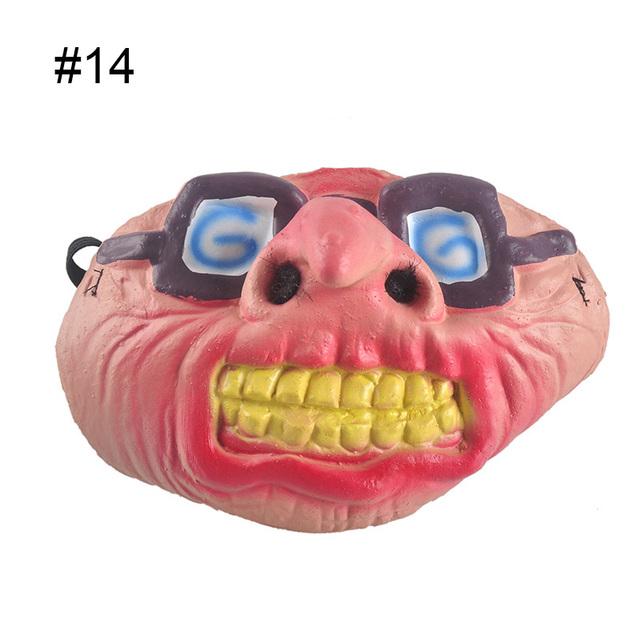 21 Types Scary Horror Masks
