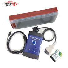New For GM MDI with SQU WIFI Card Multiple Diagnostic Interface Obd2 obd 2 Scanner Without Software