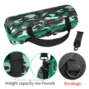 Image 5 - Hard Travel Case For JBL Xtreme 1 And JBL Xtreme 2 Camouflage EVA Cover Pouch Bag For JBL Xtreme 1&2 Portable Bluetooth Speaker