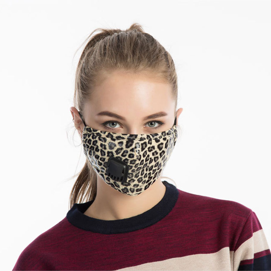 Pcs Pria Wanita Anti Debu Mulut Masker Dicuci Masker Wajah Anti Kabut Katun Bernapas