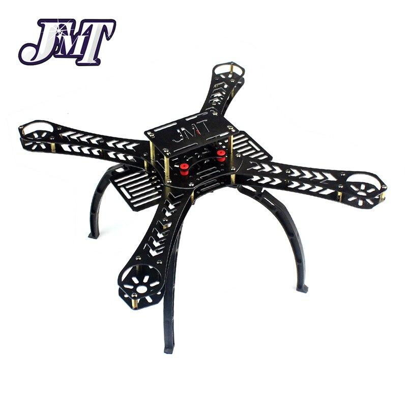 Jmt x4 250 280 310 360 380 mm distância entre eixos fibra de vidro alienígena em mini quadcopter quadro kit diy rc multicopter fpv zangão f14893