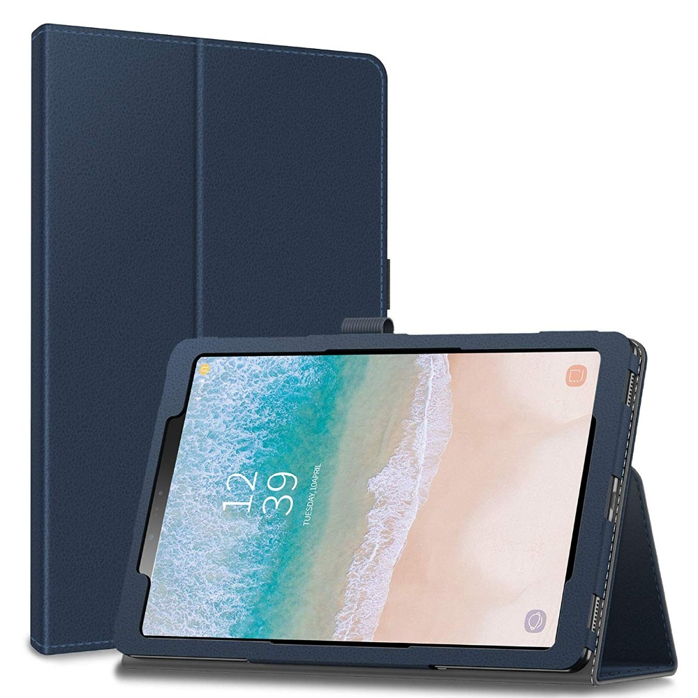 Case For Samsung Galaxy Tab A A2 10.5 2018 SM T590 T595 T597 PU Leather Smart Magnetic Stand Cover For Galaxy Tab A2 10.5 Case