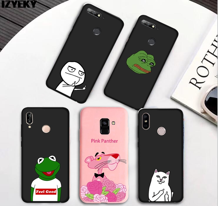 Izykey Silicone Phone Case For Huawei Mate 20 Lite Cases 6.3 Inch Planet Star Soft Back Cover For Mate 20 Lite Coque Cellphones & Telecommunications