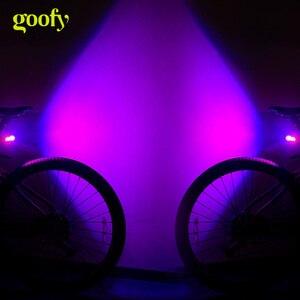 Image 5 - אופני זנב אור USB נטענת אזהרת בטיחות אופניים אחורי אור LED אופניים אור רכיבה על אופניים פלאש מנורת MTB כביש אופני טאיליט