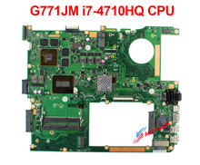Для Asus G771J G771JK G771JM REV2.0 ROG игровая материнская плата для ноутбука с I7 cpu 100% TESED OK