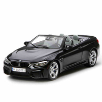 1:18 Масштаб сплава игрушечных автомобилей 2014 BWM M4 купе серии модель автомобиля детских игрушек автомобили оригинальный авторизованный детс