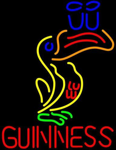 Custom Gift Guinness Glass Neon Light Sign Beer Bar