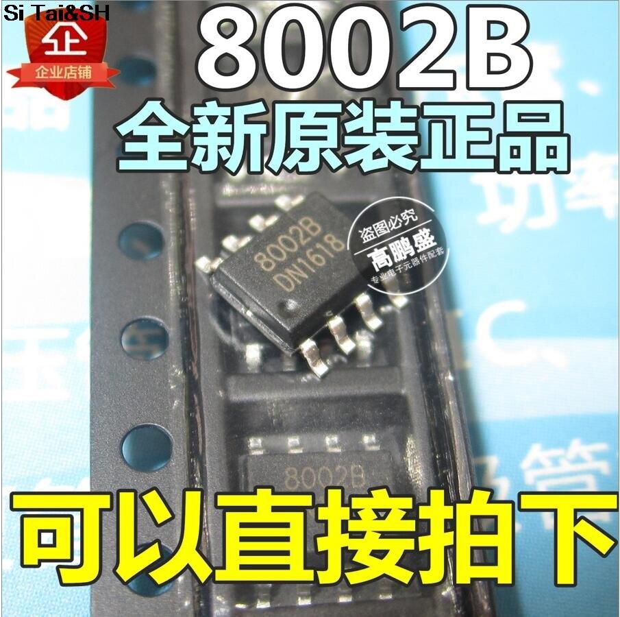 20pieces/lot 8002 8002B CKE8002B SOP-8 New Original